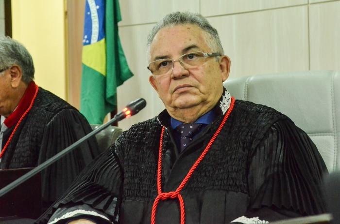 Des. Marcelino Ewerton, relator, votou pela confirmação da decisão de 1º Grau. Foto: Ribamar Pinheiro/ Arquivo TJMA