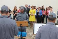 """Banda da Polícia Militar do Maranhão, executou a bela canção """"Mulher"""", de autoria do cantor e compositor Erasmo Carlos."""