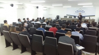 DURANTE O  CURSO, OS JUÍZES DISCUTIRAM AS NOVAS TÉCNICAS PROCESSUAIS PREVISTAS NO NOVO CPC