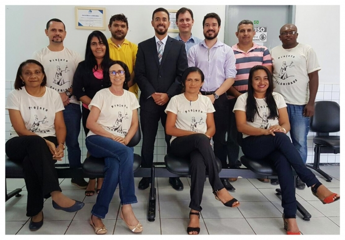"""Juizado de Bacabal estabelece meta de julgamento de processos durante projeto """"Celeridade"""""""