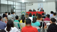 Evento discute Infância e Juventude na comarca de Cururupu e região (Fotos: Ribamar Pinheiro)