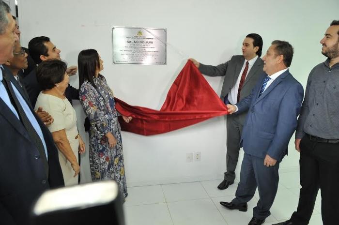 O evento contou com a participação de várias autoridades. (Foto: Ribamar Pinheiro)