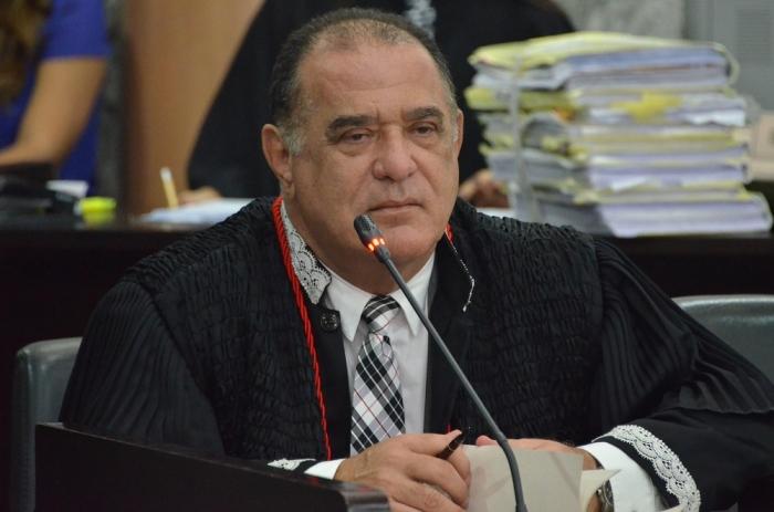 O desembargador Jorge Rachid foi o relator do processo. (Foto: Ribamar Pinheiro)