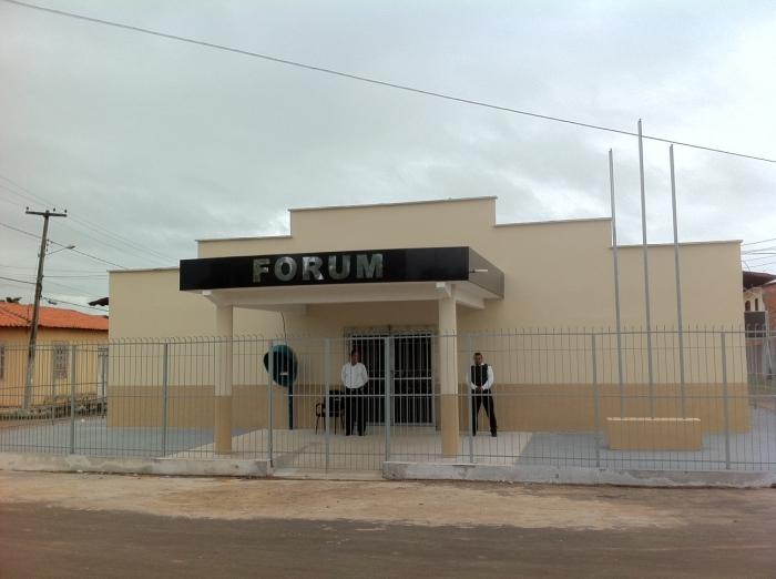 Fórum da Comarca de Arari
