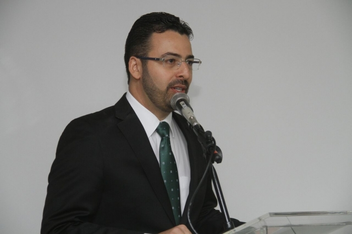 O juiz Ângelo Alencar é presidente da Associação dos Magistrados do Maranhão (AMMA)