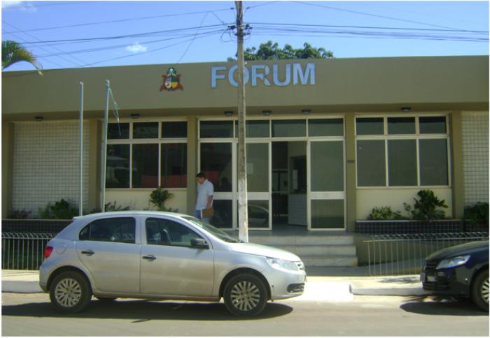 Fórum de Esperantinópolis.