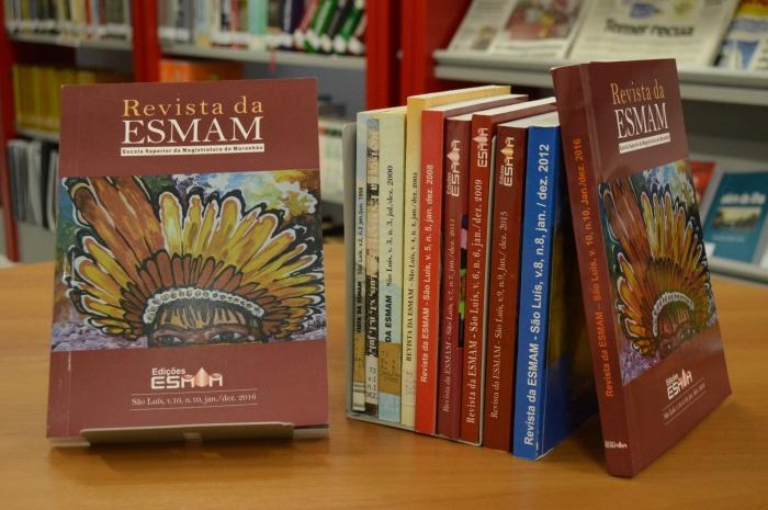 O periódico especializado em diversas áreas do Direito é editado pela Esmam, desde 1997