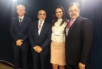 O Fórum Nacional de Conciliação e Mediação aconteceu no Rio de Janeiro.