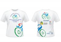Camisa do passeio ciclístico da Vara da Infância de Imperatriz.