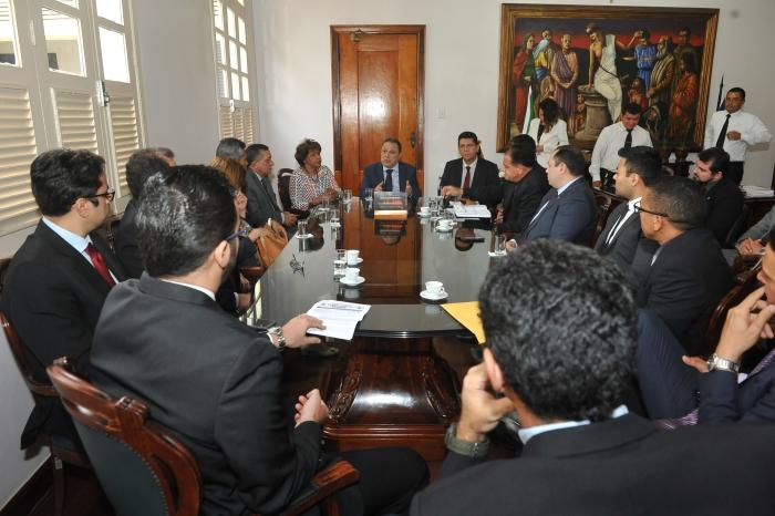 As medidas para implantação das novas competências foram discutidas no Tribunal de Justiça do Maranhão (Foto: Ribamar Pinheiro)