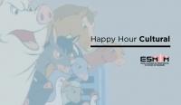 A obra clássica e moderna de George Orwell será analisada durante o Happy Hour