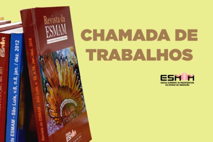 A revista circula há 20 anos e leva o selo editorial da Esmam