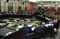 O julgamento ocorreu em sessão plenária jurisdicional nesta quarta-feira (Foto: Ribamar Pinheiro)