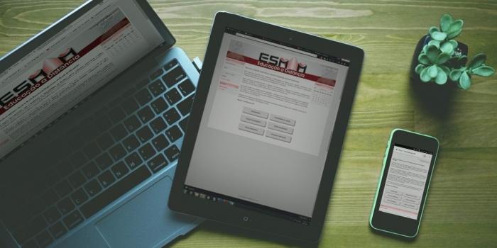 Vídeos, aulas, seminários e palestras podem ser acessado na área de EAD da Esmam