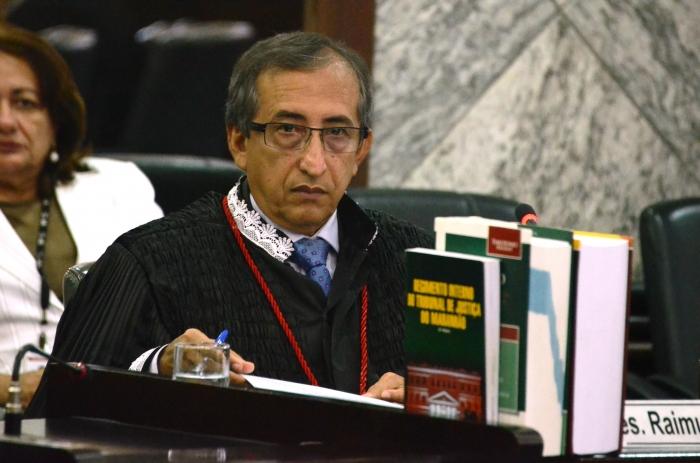 O desembargador Raimundo Barros foi o relator da ação no colegiado (Foto: Ribamar Pinheiro)