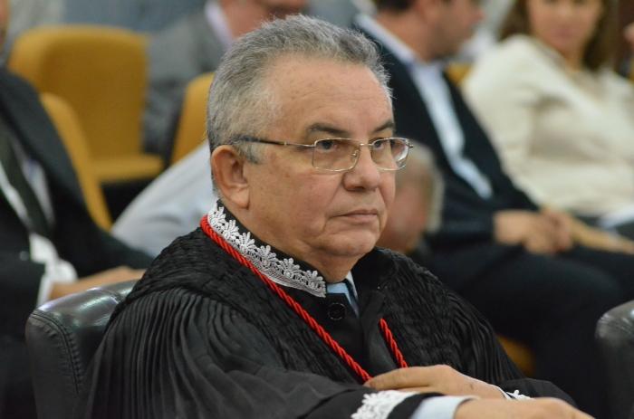 O desembargador Marcelino Everton foi o relator dos dois processos (Foto: Ribamar Pinheiro)
