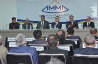 O seminário foi aberto pelo diretor da ESMAM, desembargador Paulo Velten (Foto: Ribamar Pinheiro)