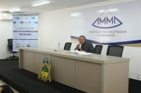 Desembargador do TJMA, João Santana, presidente do Comitê Estadual de Saúide