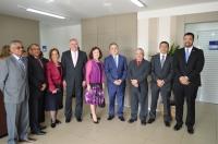 Participaram da aula inaugural, além dos inscritos desembargadores, juízes e representantes da classe jurídica (Foto: Orquídea Santos)