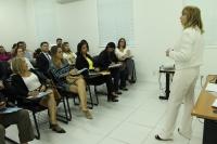 O primeiro módulo do curso trata sobre Psicologia Jurídica e será ministrado pela professora Giselle Câmara Groeninga (Foto: Marcelo Cardoso)