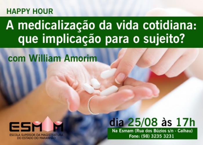 Happy Hour da ESMAM - 16ª edição