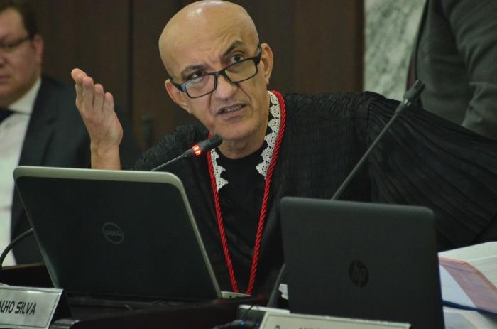 O desembargador Marcelo Carvalho foi o relator do processo (Foto: Ribamar Pinheiro)