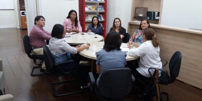 A Biblioteca do TJMA sediou a 3ª reunião da Comissão Organizadora do evento