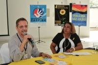 Paulo Rodrigues fala sobre a valorização da vida em evento na AMPEM. (Foto: Divulgação)