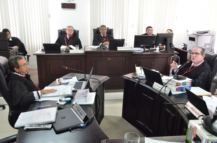 O processo foi julgado sob a relatoria da desembargador José de Ribamar Castro (Foto: Ribamar Pinheiro)