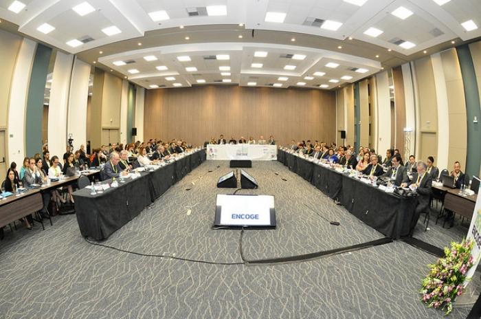 76º ENCOGE ocorre em Salvador até esta sexta-feira, dia 27. (Foto: TJBA).