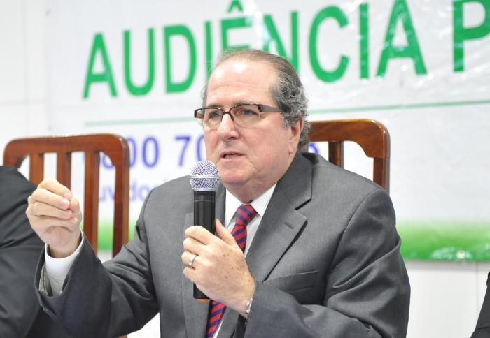 Audiência será conduzida pelo ouvidor-geral do Poder Judiciário do Maranhão, desembargador Ricardo Duailibe (Foto; Ribamar Pinheiro)