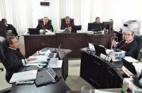 O desembargador Ricardo Duailibe (relator) entendeu como evidenciada a má gestão dos recursos públicos (Foto: Ribamar Pinheiro)