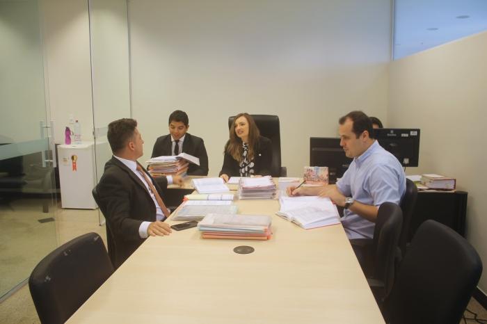 Juízes da Comissão Sentenciante atuaram na 2ª Vara de Paço do Lumiar, termo judiciário da Comarca da Ilha.