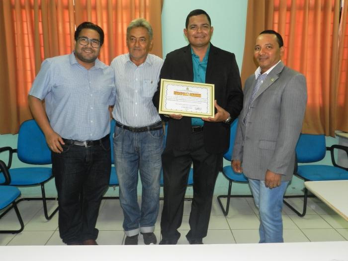 Magistrado recebe Título de Cidadão em São Luís Gonzaga.