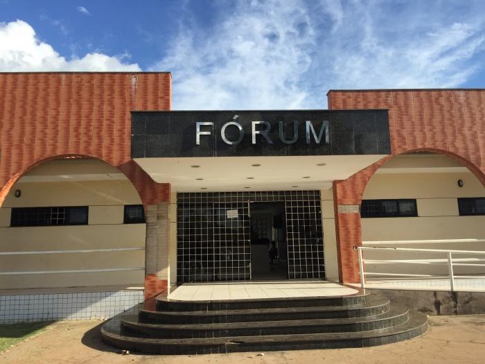Fórum de São Mateus.