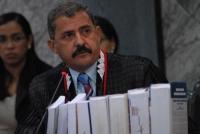 Desembargador Joaquim Figueiredo, presidente do TJMA