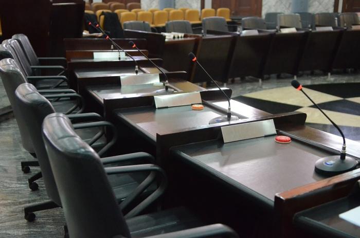 Sala das Sessões Plenárias. Foto: Ribamar Pinheiro/TJMA