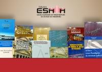 19 obras jurídicas de renomados autores integram o catálogo