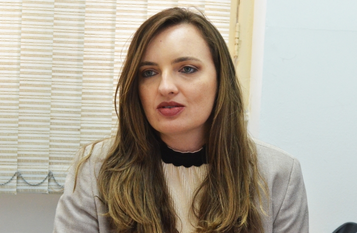 A juíza Lidiane Melo de Souza representará o Poder Judiciário no Comitê de Combate à Tortura (Foto: Ribamar Pinheiro)