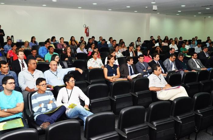 Com o programa, a gestão de informação do sistema carcerário será integrada para acesso de todos os magistrados brasileiros (Foto: Ribamar Pinheiro)