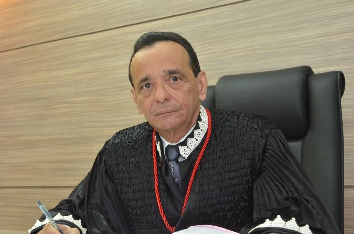 O desembargador Kleber Carvalho foo relator do processo (Foto: Ribamar Pinheiro)