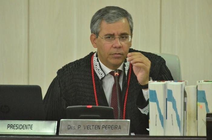 Des. Paulo Velten foi o relator do processo. (Foto: Arquivo/ Ribamar Pinheiro/ TJMA)