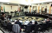 Pleno do TJMA indicou juízes para Turmas Recursais e fez três remoções de entrância final. (Foto: Ribamar Pinheiro/ TJMA)