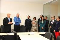 Juíza Alessandra Arcangelli assumiu a coordenação da SEJUD nesta quinta-feira, 5 (FOTOS: JOSY LORD)