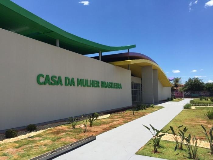 Casa da Mulher Brasileira, no Bairro Jaracaty. (Imagem divulgação: ma.gov.br).