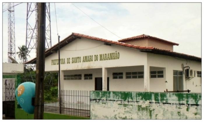 Prefeitura de Santo Amaro. (Foto: Nelson Uchoa - 2015).