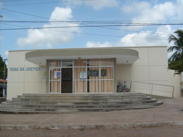 Fórum Desembargador José Pires Sexto, em Cururupu.