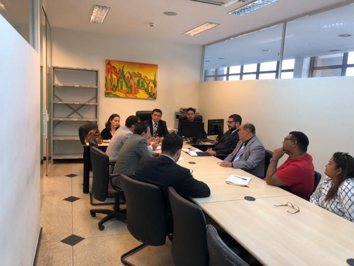 Conciliação aconteceu nesta quarta-feira (25), na Vara de Interesses Difusos e Coletivos da capital