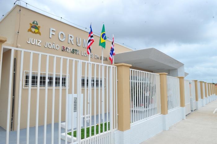 Fórum da Comarca de Vitorino Freire.