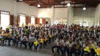Palestra para estudantes da rede municipal de ensino